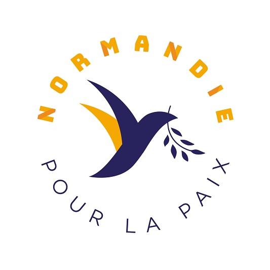 Label Normandie pour la paix logo