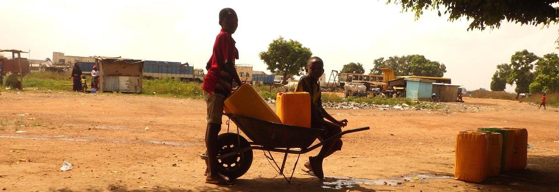 trouver de l'eau potable